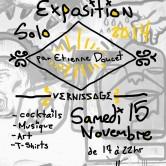 Etienne Doucet Expo Solo 2