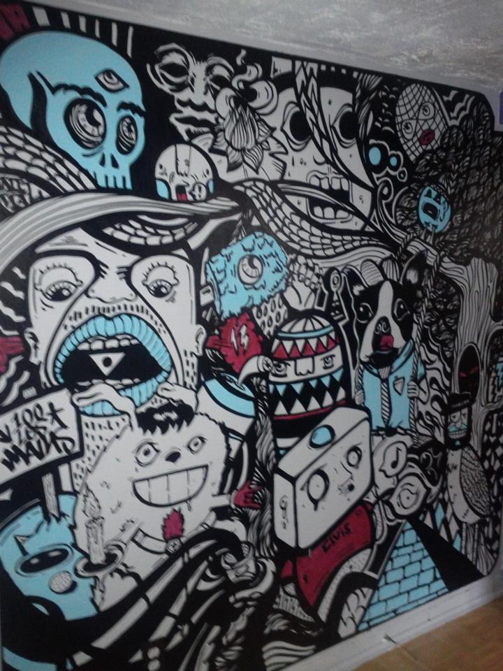 murale petite