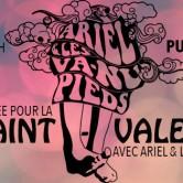 Soirée St-Valentin Pinkcloud